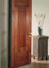 Armoured security masif wood door 1 πόρτα ασφαλείας επένδυση μασίφ ξύλο Loft mylofteu