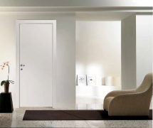 trend white door λευκή πόρτα Loft mylofteu