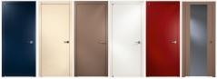 MS Laquer interior doors εσωτερικές πόρτες λάκα Loft mylofteu