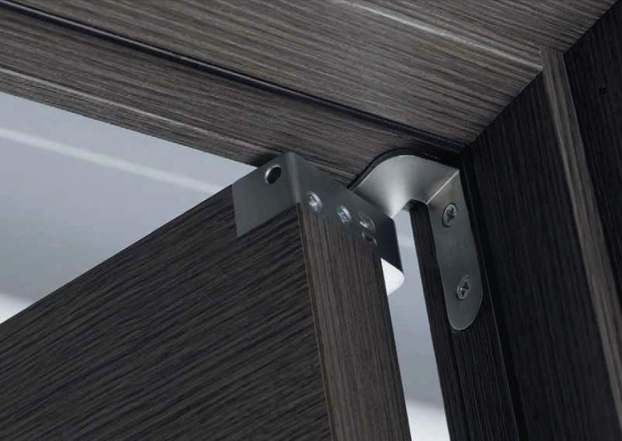Minimal εσωτερικές πόρτες Material LOFT